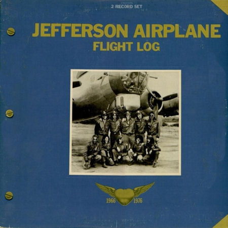 JeffersonAirplaneFlightLog