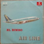 Air Line  -  El Bimbo  //  Single 1975
