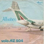 Albatros  -  Volo AZ 504   //  Single 1976